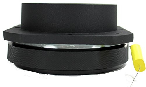 4) New Pyramid PRO TW57 3'' 4000W Titanium Car Audio Dome Bullet Super Tweeters by Pyramid (Image #4)