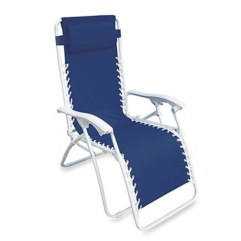 - Multi-Position Relaxer Zero Gravity Chair Measures 25.6