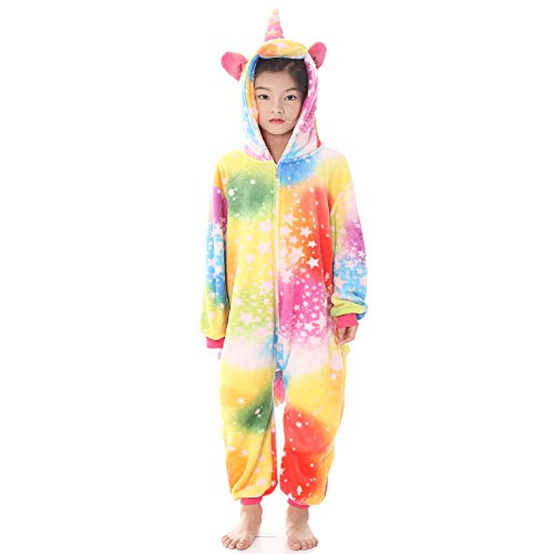 etitek Kids Animal Pajamas Unicorn Onesie Pajamas Soft