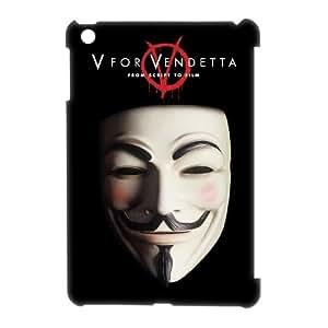AKERCY V for Vendetta Phone 3D Case For iPad Mini [Pattern-1]