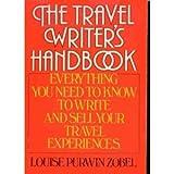 Travel Writer's Handbook, Louise P. Zobel, 0898791405