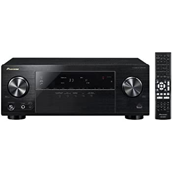 Amazon com: Pioneer VSX-823 5 1-Channel Network AV Receiver