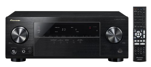 Pioneer VSX-523 5.1-Channel A/V Receiver (Pioneer Elite Manual)