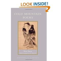 Cold Mountain Poems: Zen Poems of Han Shan, Shih Te, and Wang Fan-chih (Shambhala Library)