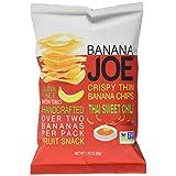 Banana Joe Crispy Thin Layers Banana Chips, Thai Sweet Chili, 50g