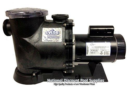 Waterway Plastics 806105183378 1.5 Hp SVL 56 in Ground Pool Pump by Waterway Plastics