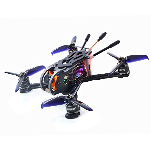 - GEPRC GEP-Phoenix BNF 125mm FPV Racing Drone Omnibus F4 RunCam Micro Swift 600TVL Camera