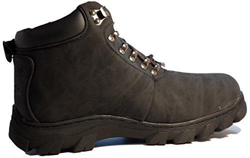 3-W-Hohenlimburg - botas de invierno Hombre Schwarz.