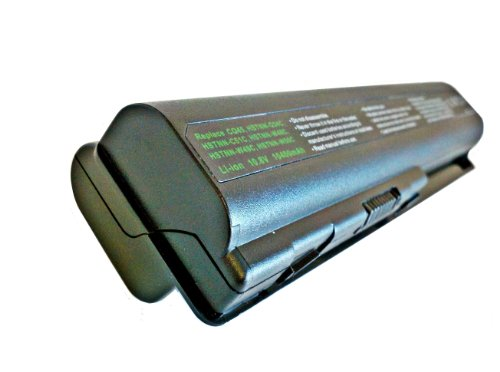 12 cell, 9600mAh Extended Hight Capacity Laptop Battery for HP Pavilion DV4 DV5 DV6 G50 G60 G61 G70 G71 G60-243 G60-120 G60-237 G60-239 Compaq Presario CQ40 CQ45 CQ50 CQ60 CQ70 by AMESUTE. Compatible HP / Compaq part # EV12, HSTNN-C51C / C52C / CB73 / CB72 / Q34C / XB72 / XB73. *****Not Compatible with Pavilion DV4-4000 Series and up, DV5-2000 Series and up, DV6-3000 Series and up***** - Hp G60 Battery Extended