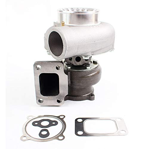 Price comparison product image GT35 GT3582 GT3582R Turbo Turbocharger AR.70 / 63 T3 Flange for 3.0L-6.0L Engines K18 Material Turbine Wheel 600HP 4 Bolt Downpipe Universal Turbo Water and Oil Cooled