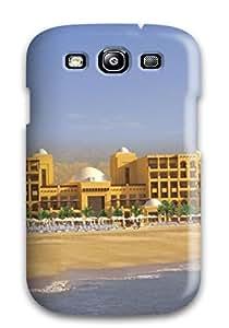 ZippyDoritEduard Fashion Protective Hilton Hotels And Spa Ras As Khaimah Arab Emirates Hotel Case Cover For Galaxy S3