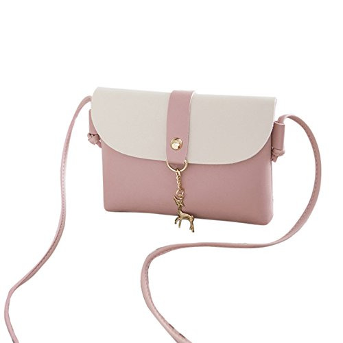 Womens Bag Pink Shoulder pink Cutogain Pink 1wx3tn8dk2eq1pd7d05 w8q04xznF