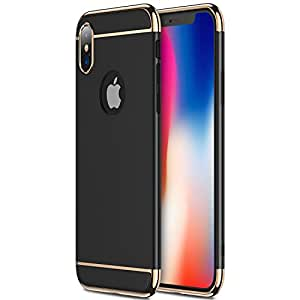 iphone x case iphone 10 case ranvoo 3 in 1. Black Bedroom Furniture Sets. Home Design Ideas