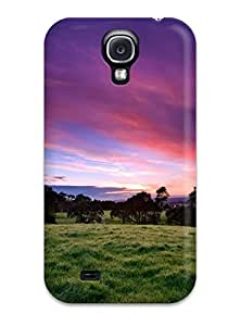 Best New Style Hard Case Cover For Galaxy S4- Beautiful Morning 9677183K64692319