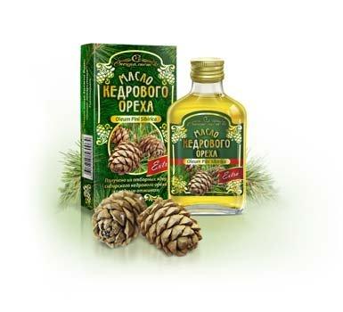 Pine Nut Oil 100 Ml