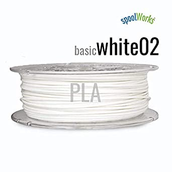 3d Printers & Supplies Lovely *sale* Formfutura Easyfil Pla White Filament 1.75mm 750g Computers/tablets & Networking