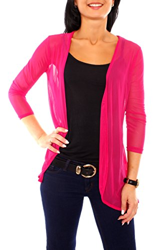 Cardigan Bonbon Gilet Fashion Rose Young Femme Easy qgOtTc