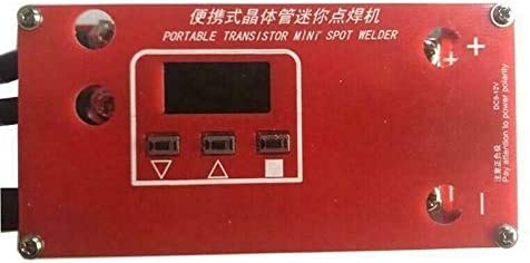DIY Mini Spot Welder Machine 18650 Battery Various Welding Power Supplies