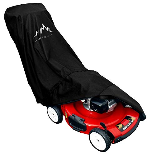 Himal Lawn Mower Cover - Heavy Duty 600D Polyester