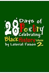 28 Days of Poetry Celebrating Black History II Paperback
