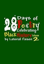 28 Days of Poetry Celebrating Black History Volume 2