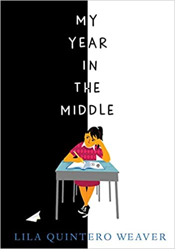 My year in the middle. image cover