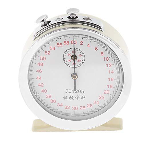 Polarbear's Shop HOT! Metal Physics Experiment Timer Mechanical Stopwatch Stop Clock Sports
