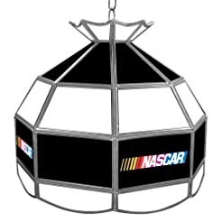 NASCAR Tiffany Gameroom Lamp, 16
