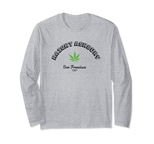 Haight Ashbury San Francisco California USA 1967 Long Sleeve T-Shirt