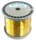 "Spooled EDM Brass Wire 0.15 mm (.004"") 6.6 lbs"