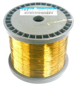 Spooled EDM Brass Wire 0.15 mm (.004
