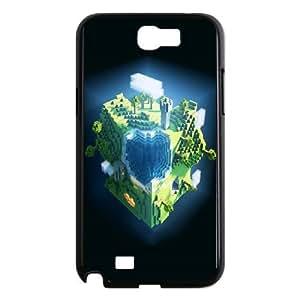 Samsung Galaxy Note 2 N7100 Phone Case Minecraft F5G7123