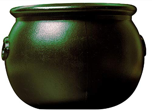 Witch's Cauldron Cardboard Cutout Standup Prop (6 FT Wide)]()