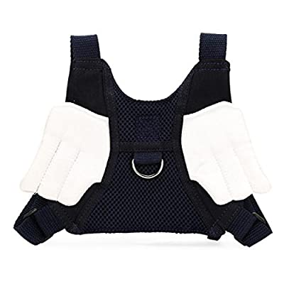 EPLAZA Bat Toddler Walking Safety Harness with Leash Breathable