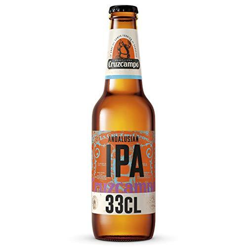 Cruzcampo Cerveza Andalusian IPA – 330 ml