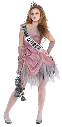 amscan Teen Zom Queen Costume - Large (11-13) -