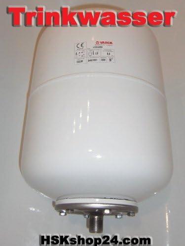 Trinkwasser Ausdehnungsgefäß 18 l Varem Brauchwasser-