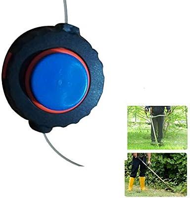 SHSH - Cortador de césped Universal de plástico para jardín, fácil ...