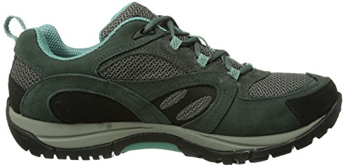 WTPF Femme Basse Tige Merrell Castle Rock Randonnée Azura de Chaussures Mineral Gris 7Ayqq5gUw