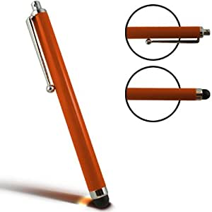 Digi Pig - Alcatel Idol 2 Mini L Color lápiz óptico capacitivo - naranja