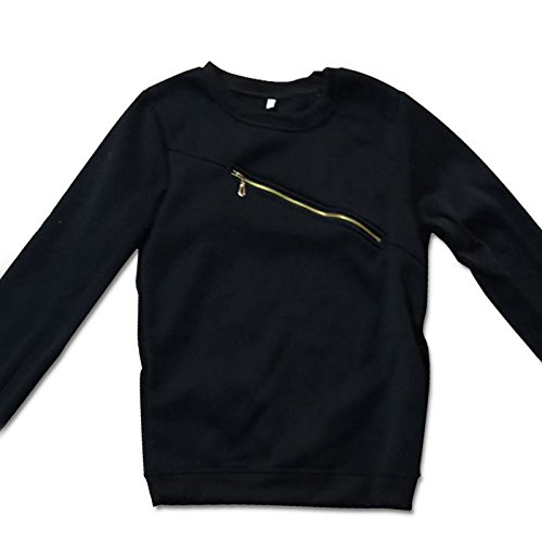 Gray Womens 2Pcs Co ord T shirt Sportswear Sport Sweatshirt Tracksuit Tops Sweatpants Size 12