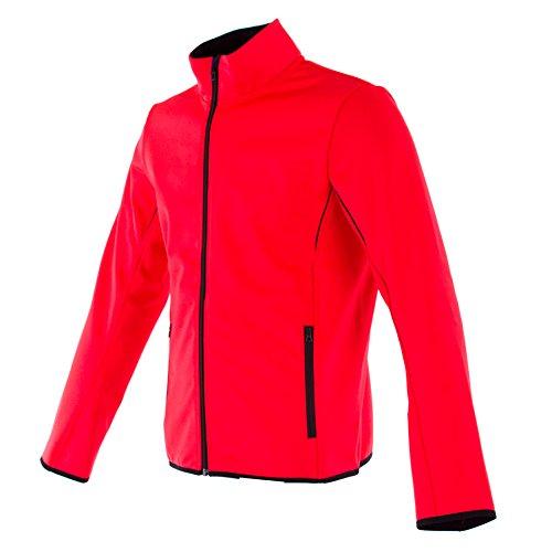 EXUMA Herren Sportbekleidung Softshell Jacke, 261101