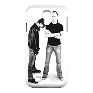Samsung Galaxy S4 9500 Cell Phone Case Covers White Petsch Moser H1W7O