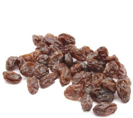 5 Lbs Thompson Seedless Raisins, Organic