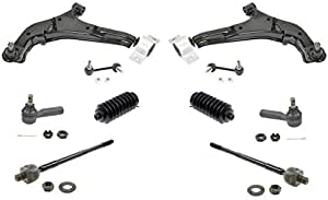 Details about  /4PC Front Lower Control Arm Tie Rod KIT FOR Nissan Altima Maxima
