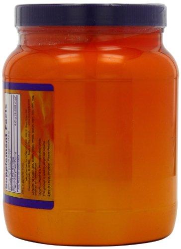 NOW L Arginine Powder, 2.2 Pound