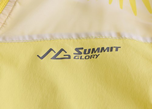 Summit Glory Kid's Ultra Lightweight Quick Dry Outdoor Jacket Skin Coat by Summit Glory (Image #3)