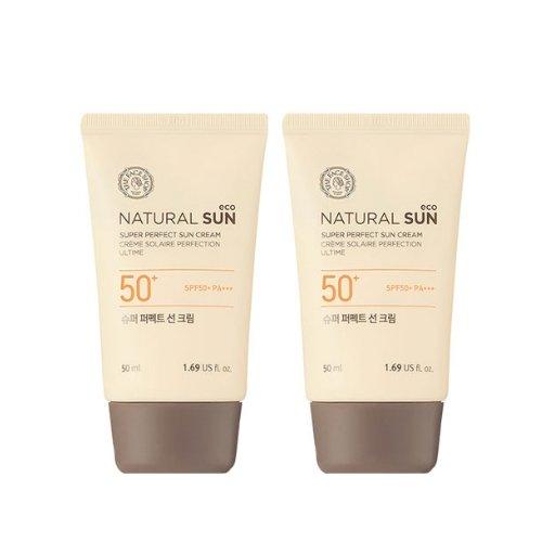 The Face Shop Super Perfect Sun Cream - 2