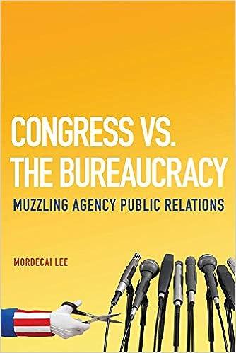Congress vs  the Bureaucracy: Muzzling Agency Public