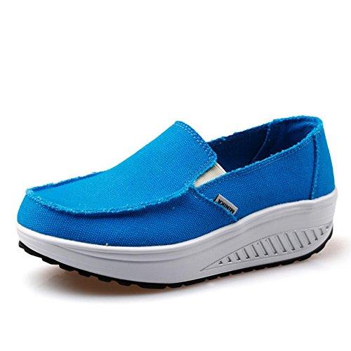 Femmes Chaussures Printemps Automne Mocassins & Slip-Ons Chaussures de Conduite Fitness Shake Chaussures Shake Chaussures Secouer Chaussures Mocassins plats Sneakers Chaussures de sport Chaussures de D